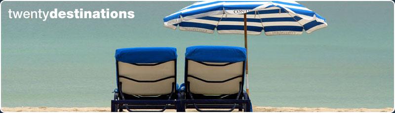 TwentyDestinations.com - Hotel Certificates - Vacation Certificates